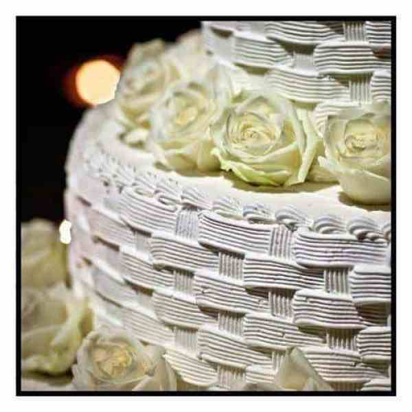 Lake Como Weddings - The Cake