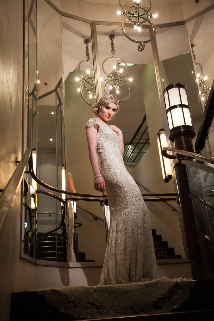 Vintage Elegance Bridal Inspiration 6