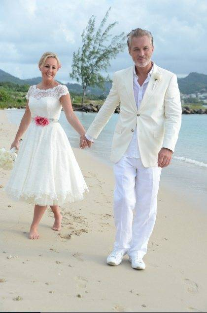 martin Kemp Wedding