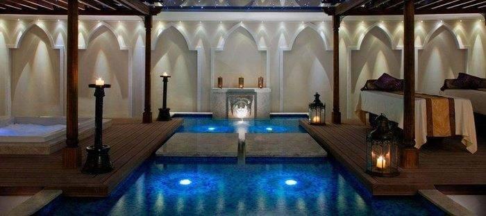 Spa Pool Talise Spa at Madinat Jumeirah