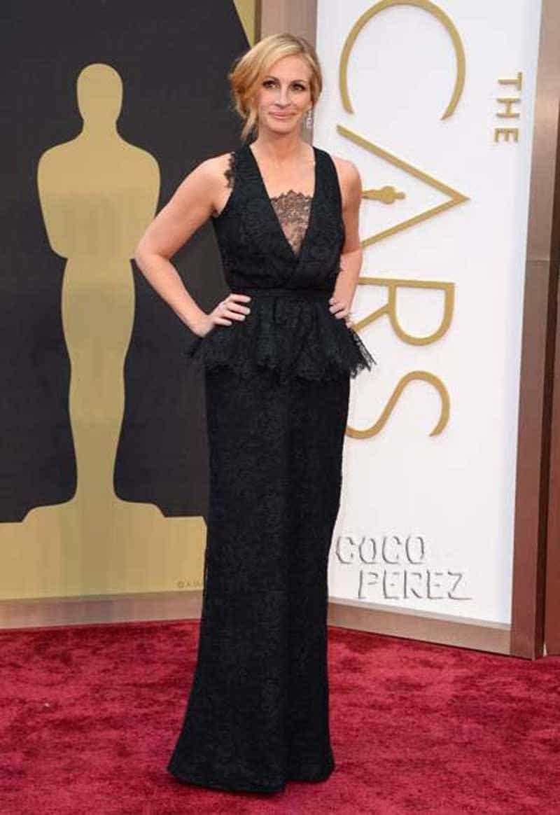 Julia Roberts Oscars 2014