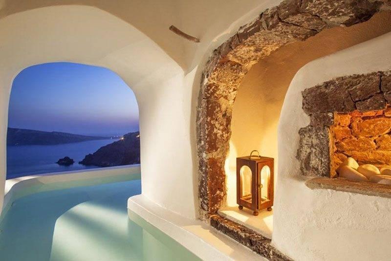 Canaves Oia Hotel Santorini Greece
