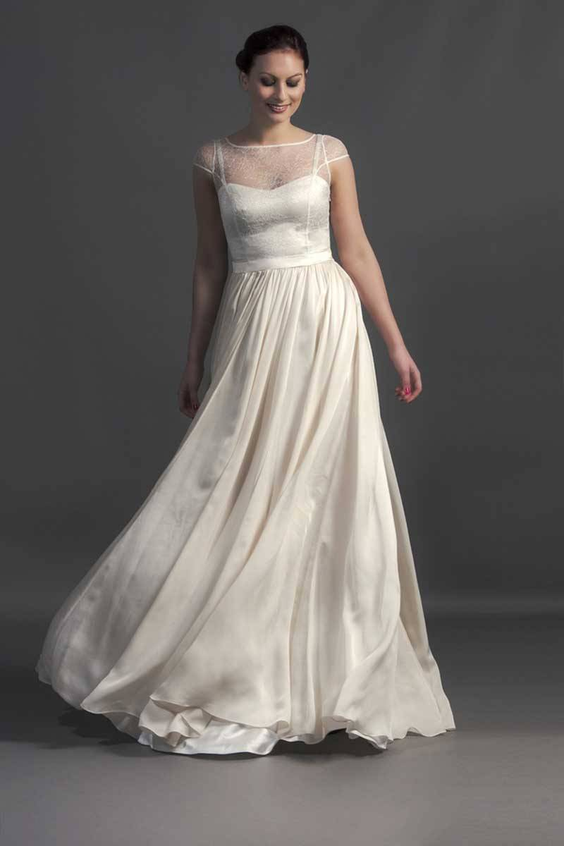 Susie Stone - Vintage Gown front