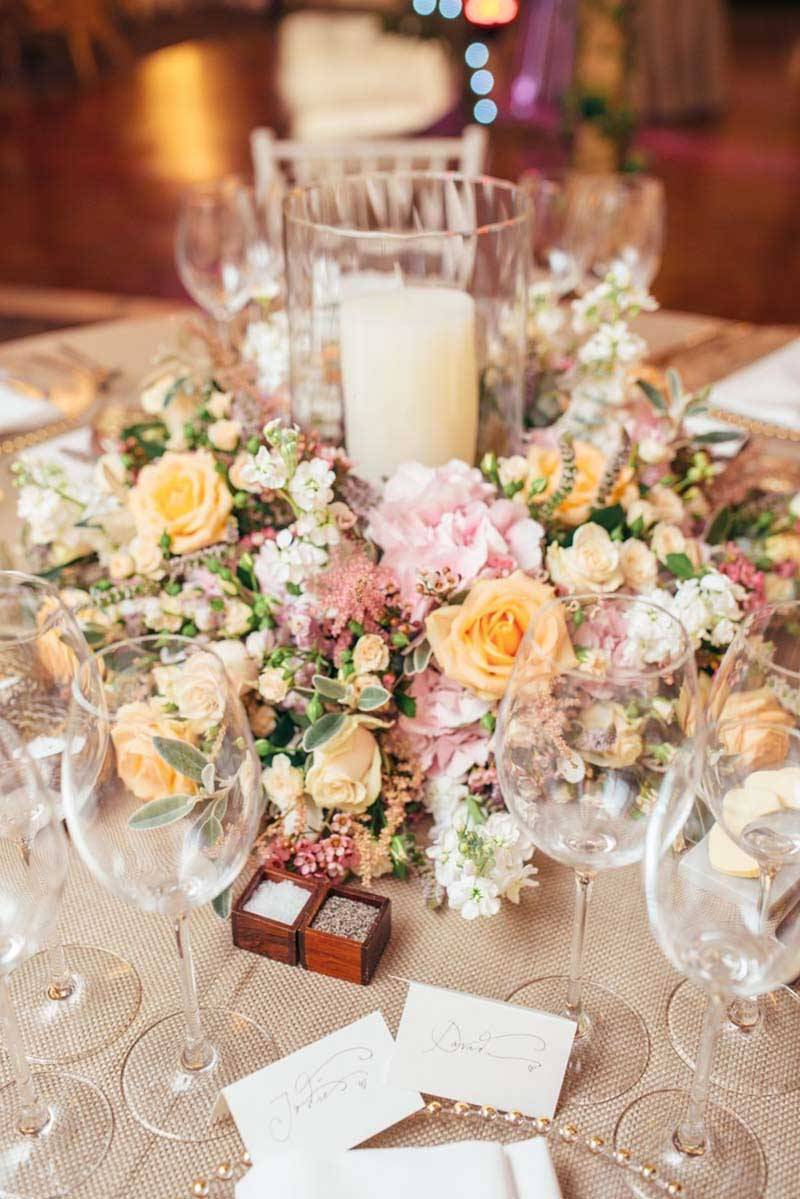 Larry Walshe Wedding Flowers