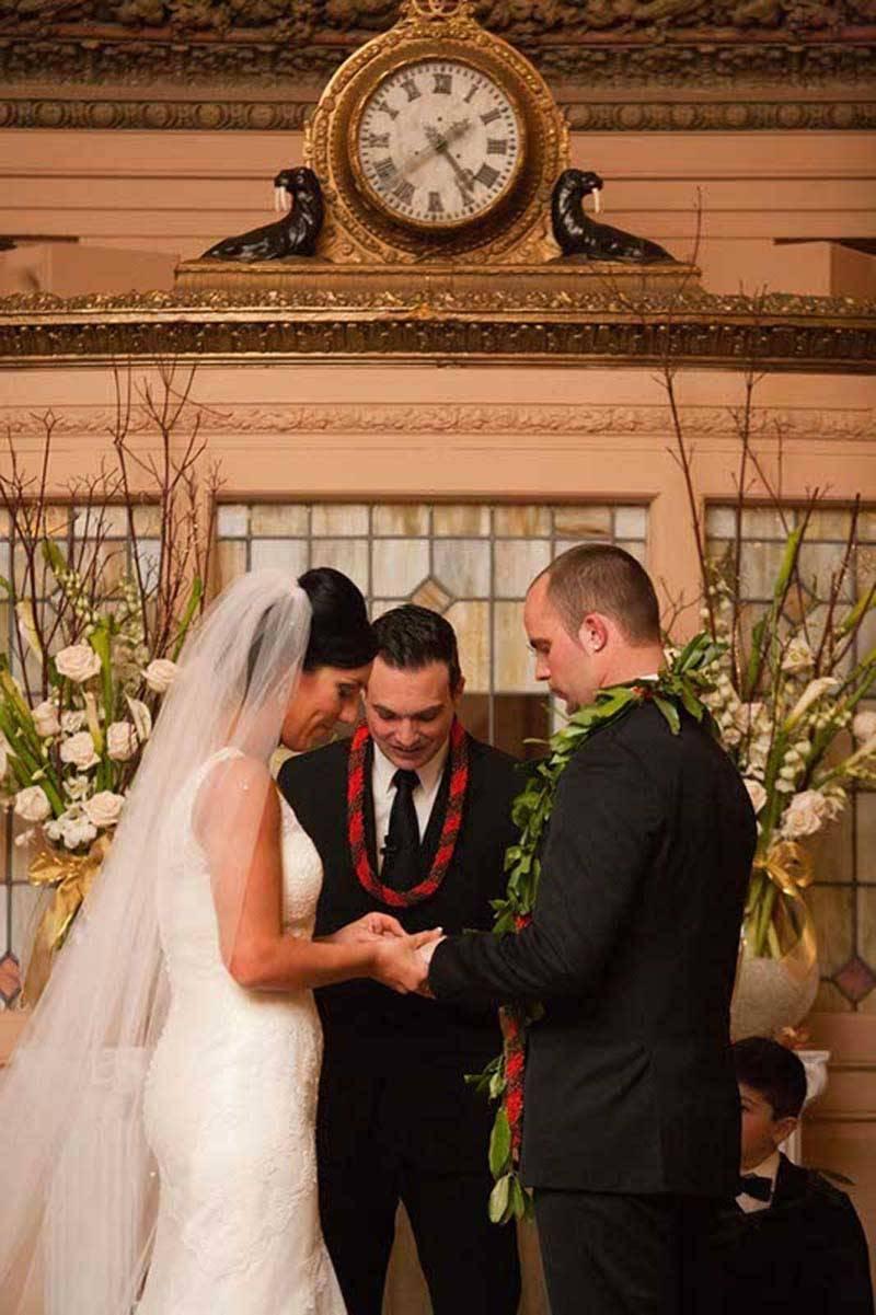 Real Wedding Washington