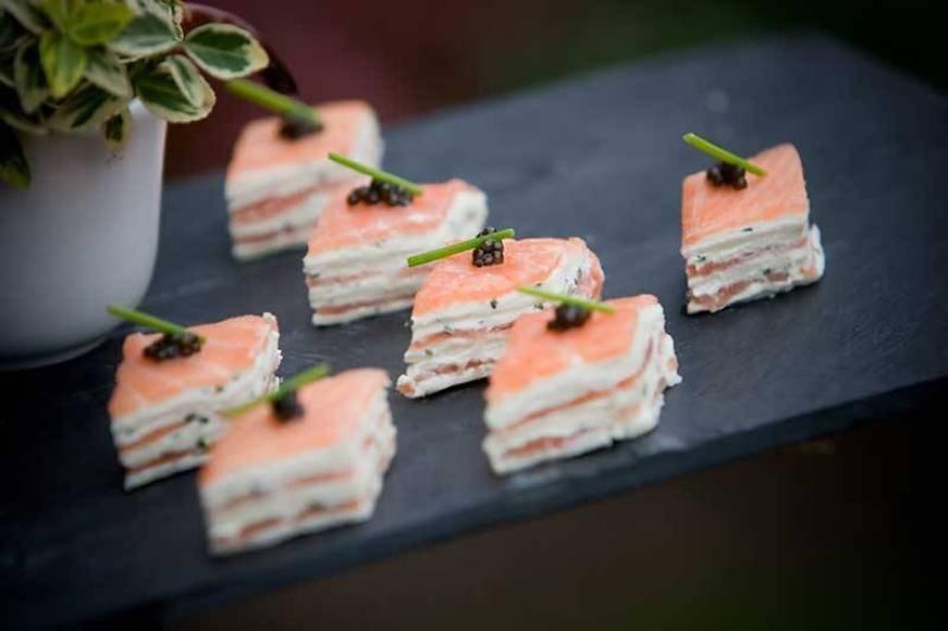 The Mandarin Oriental London - Fine Food