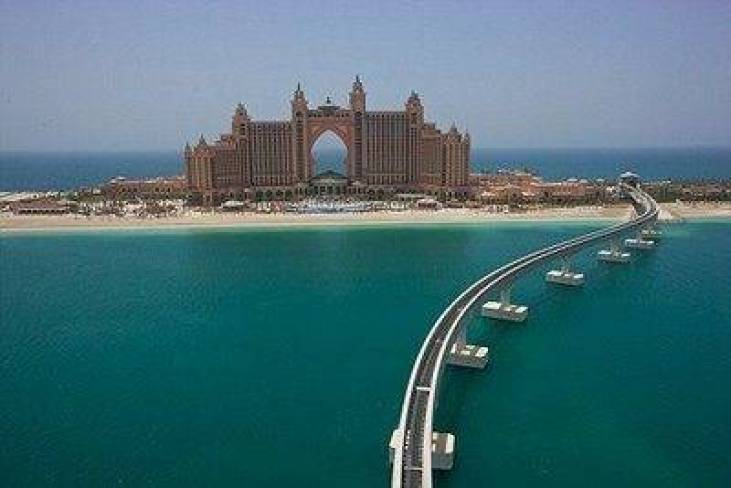 Atlantis Hotel Palm Dubai