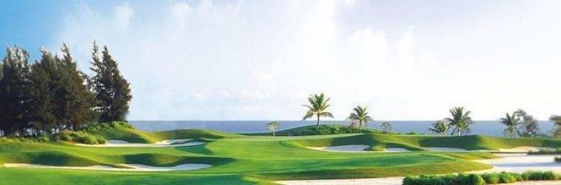 sanya golf course