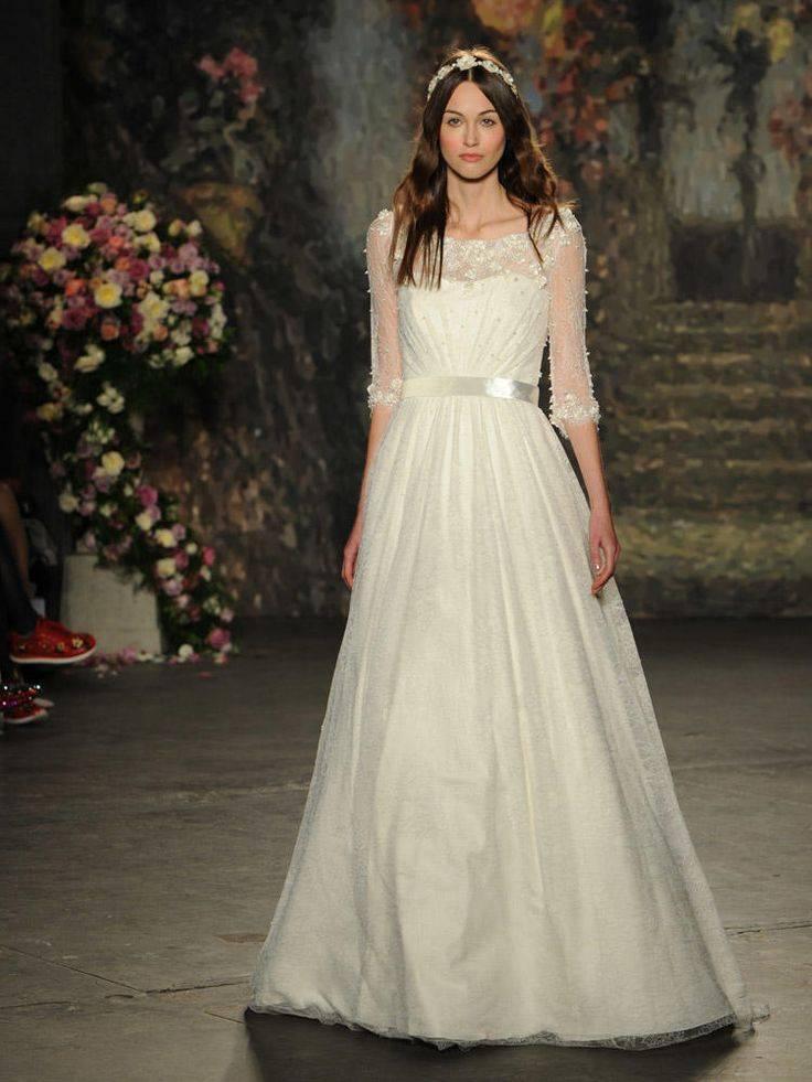 Jenny Packham Spring 2016 Wedding Gown