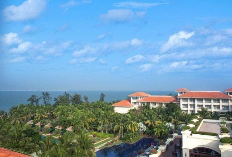 Sheraton Haikou Resort - Seaview