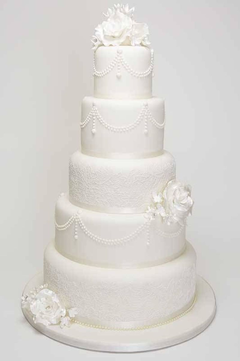 Ann's Designer Cakes At The National Wedding Show