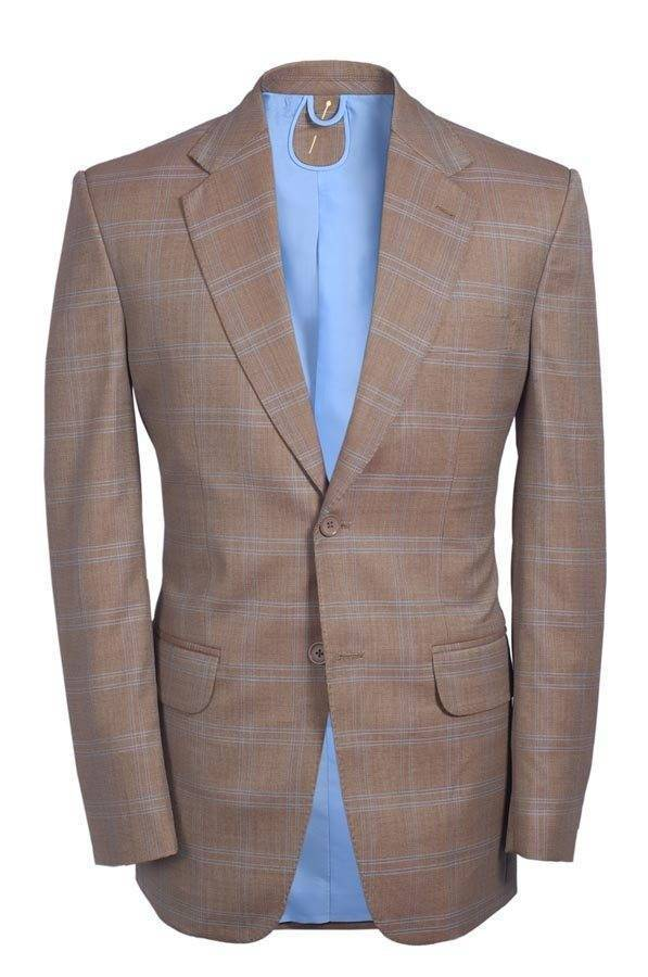 A Suit That Fits For Grooms
