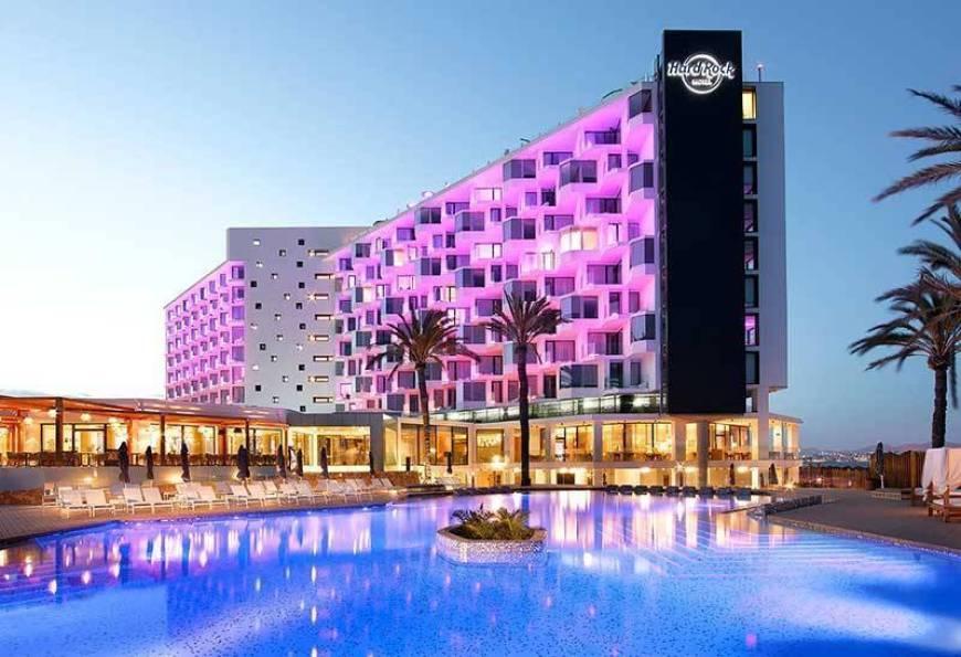 Eden Pool - Hard Rock Cafe - Ibiza