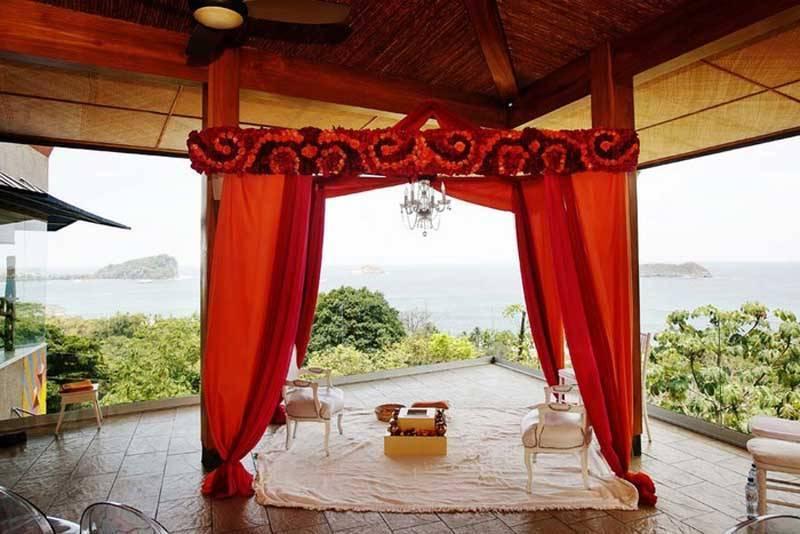 Asian Wedding Tent