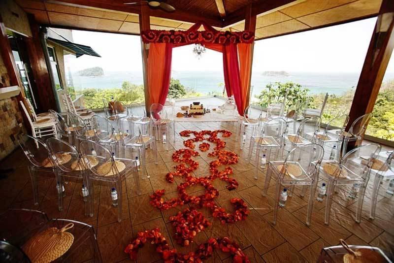 Asian Ceremony in Punto de Vista Weddings