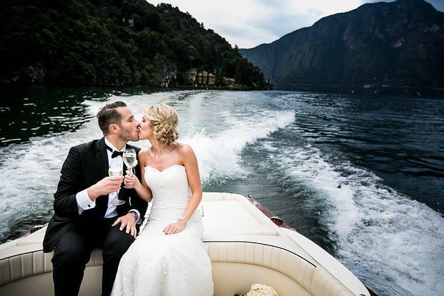 Italian Lakes Wedding