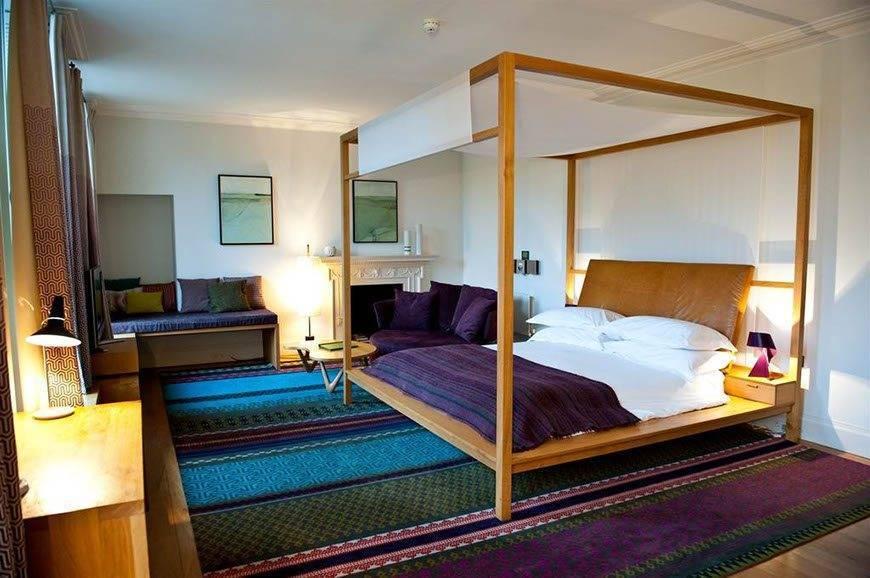 Bedroom Suite At Cowley Manor
