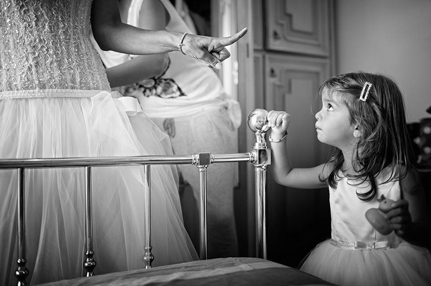 luxury wedding photographer in Florence