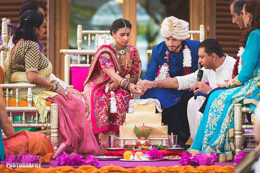 127 Indian Ceremony Celebrant