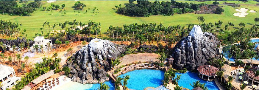 Ritz-Carlton plans second resort, with golf club, for Hainan Island