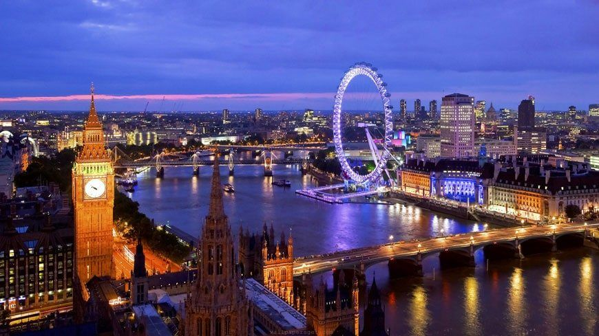 vlondoncity.co.uk - London Attractions