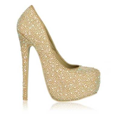 Kandee Shoes Are Perfect To Walk Down The Aisle