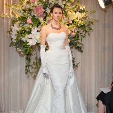 Stewart Parvin 2015 Romantic Bridal Collection