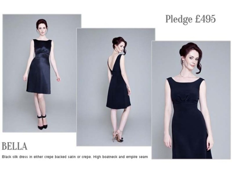 The Little Black Dress Collection by Emma Hunt London