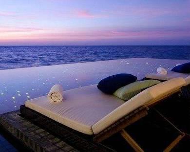 Hammock for Two – Jumeirah Maldives