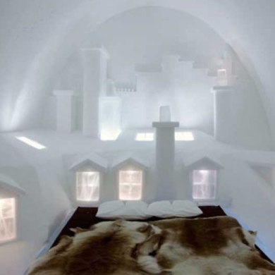 Honeymoon At The Ice Hotel Sweden