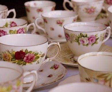 Vintage Wedding Styling by The Tea Set