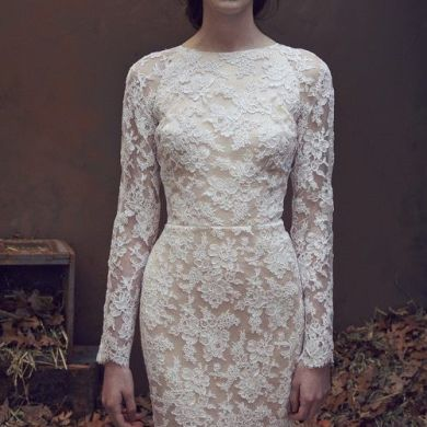 Valentina Kova Winter 2015 Bridal Collection
