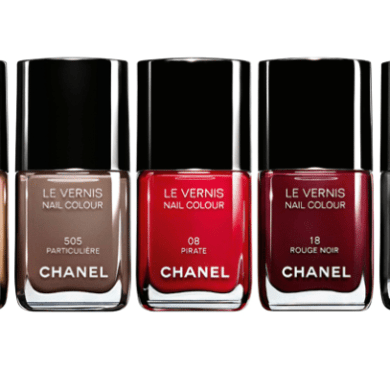Chanel Le Vernis Couleurs Culte de Chanel