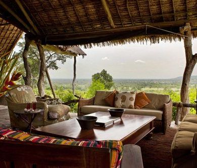 Luxury Room With a View In Tanzania