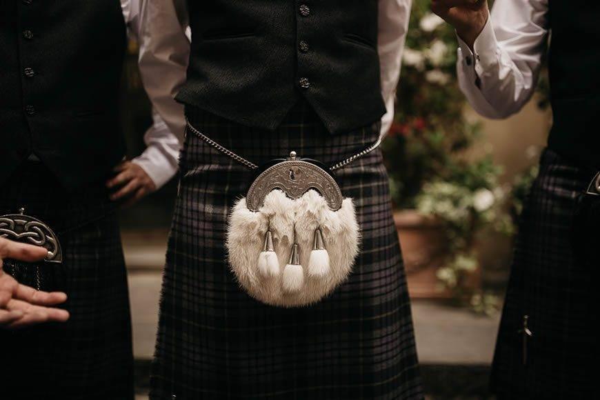 A Scottish Celebration, Italian Style