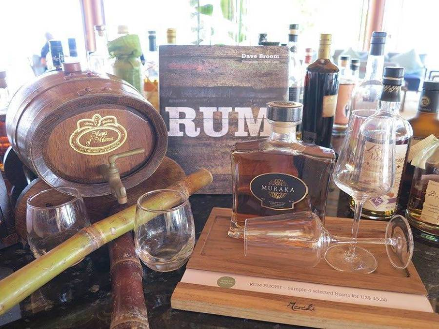 Anba Bar for Rum Lovers