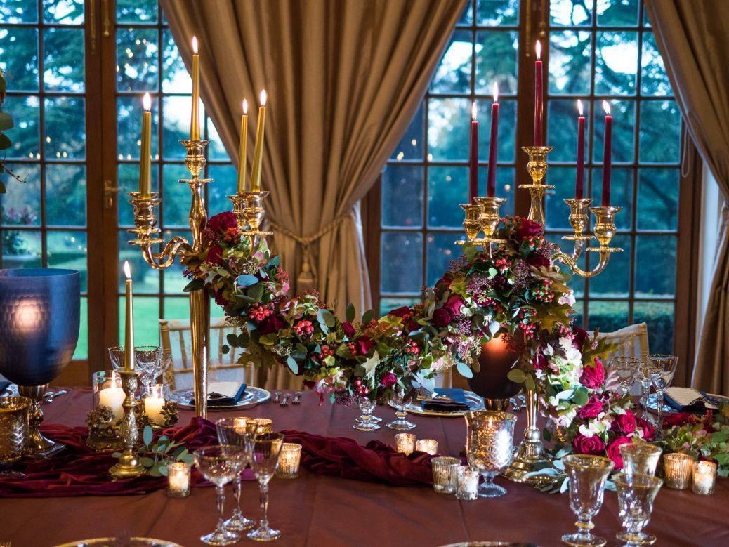 Imagine your Christmas dinner here!