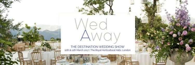 WedAway - The Destination Wedding Show 2
