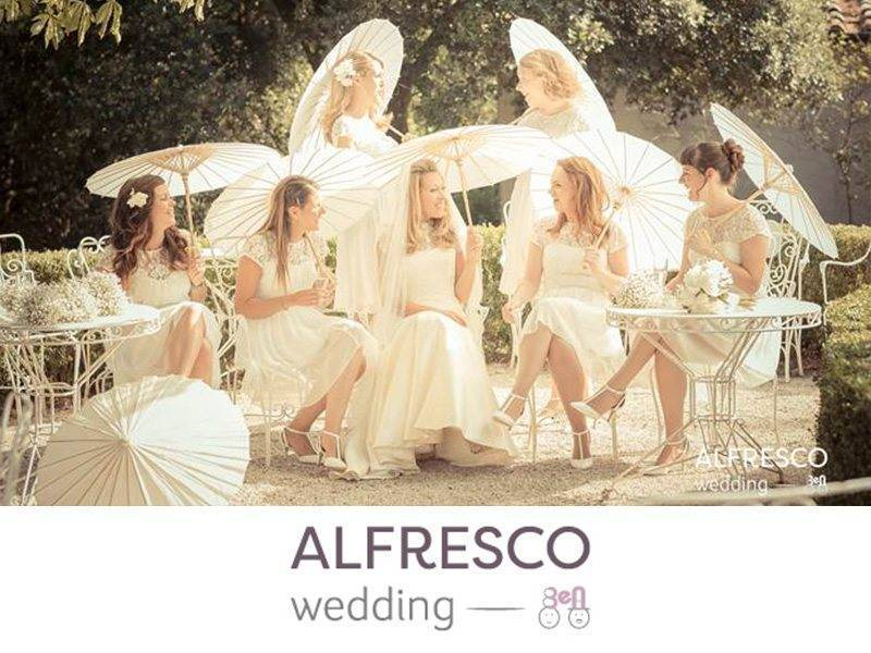 Alfresco Wedding