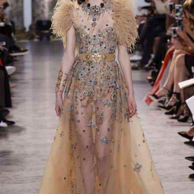 Future Style? Catwalk trends transfer to bridal