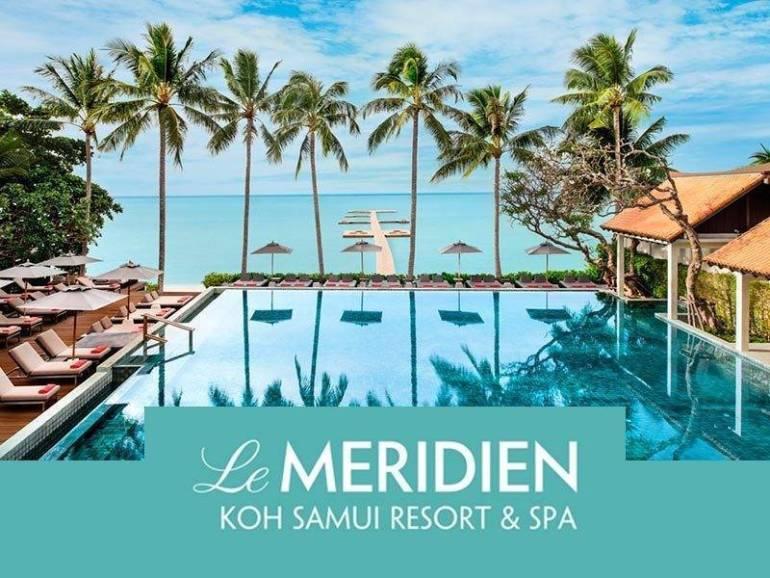 Le Méridien Koh Samui Resort Spa