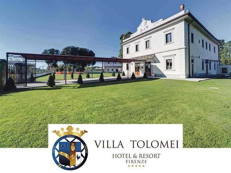 Villa Tolomei Hotel
