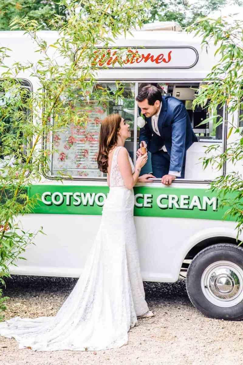 Keep them cool - surviving a summer wedding
