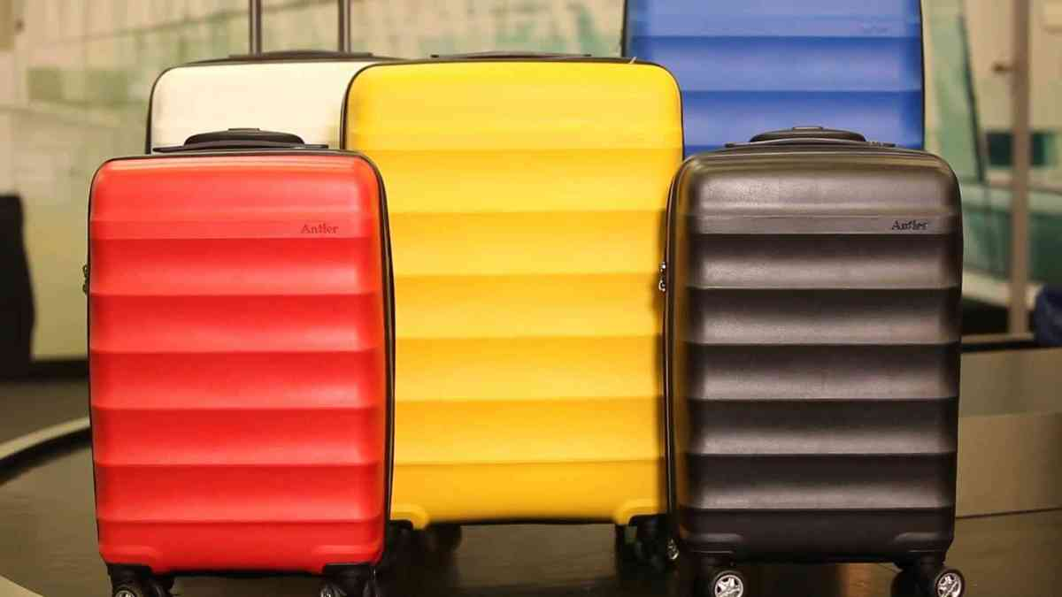 The Antler Atom - not your average suitcase
