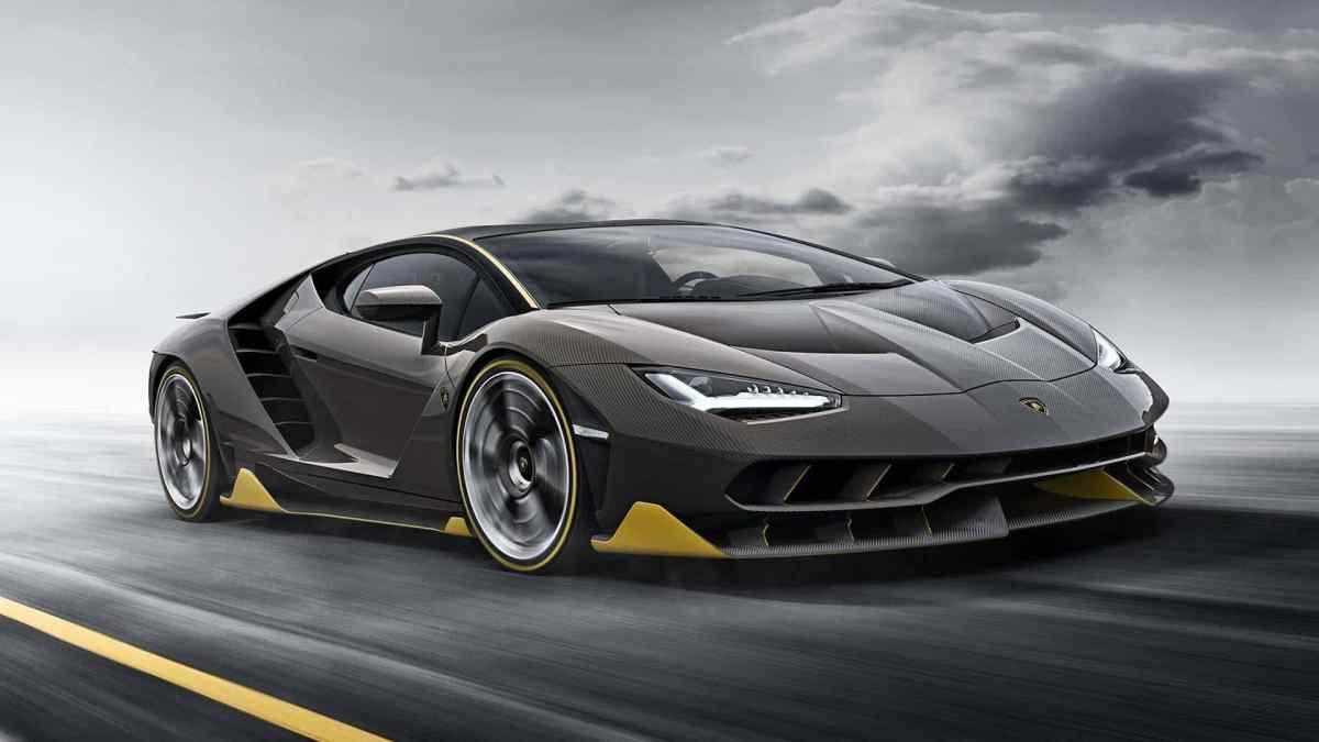 Lamborghini - the raging bull