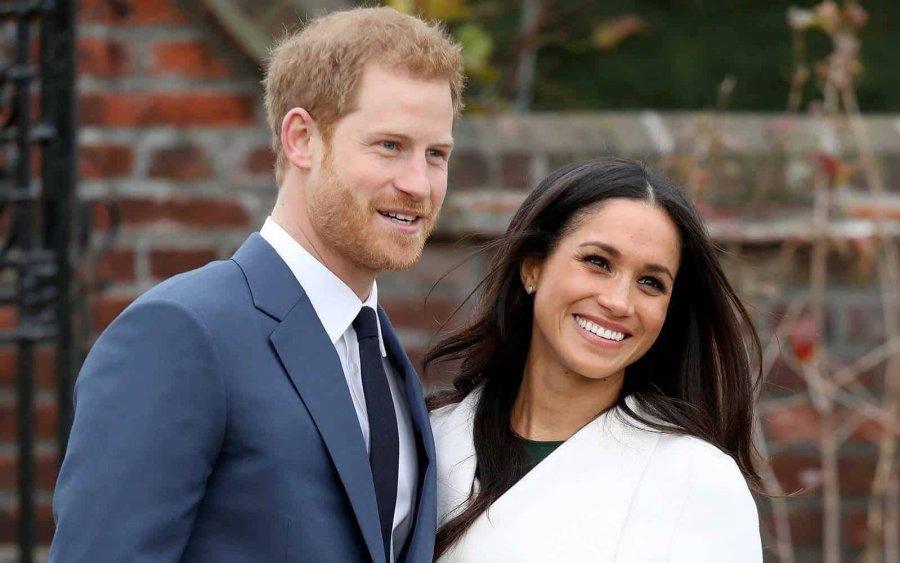 Prince Harry and Meghan Markle's big day