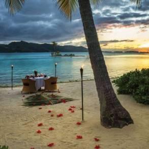 Wedding and Honeymoon in Bora Bora