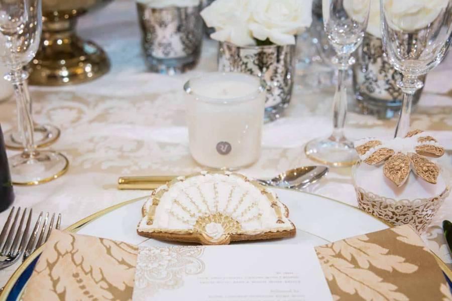 Pure white luxury style shoot