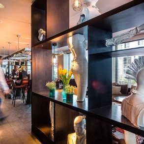 Review: South Place Hotel