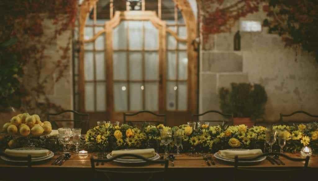 The top 3 historic luxury wedding venues in Spain